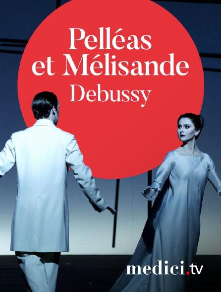 Medici - Debussy, Pelléas et Mélisande - Philippe Jordan, Robert Wilson - Stéphane Degout, Anne Sofie von Otter - Opéra national de Paris