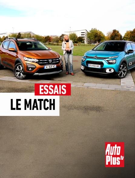 AutoPlus - Le Match
