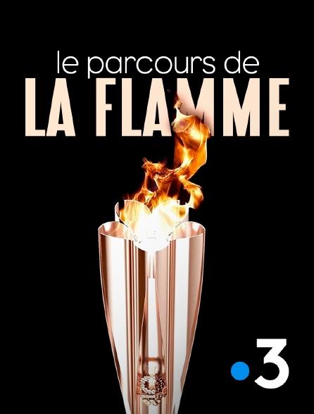 France 3 - Le parcours de la flamme