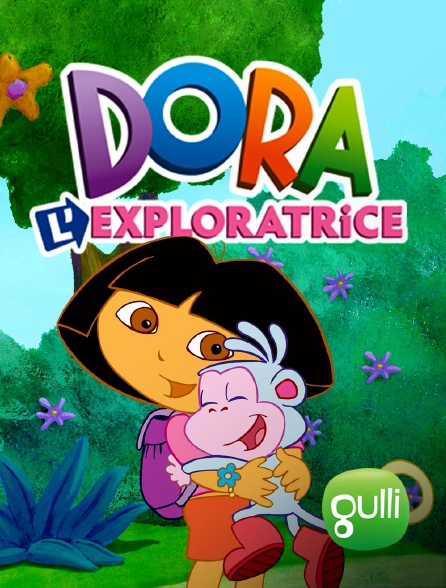 Gulli - Dora l'exploratrice