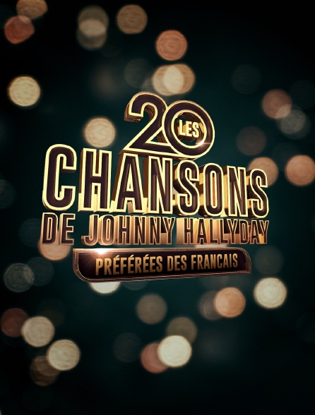 Les 20 chansons de Johnny Hallyday préférées des Français