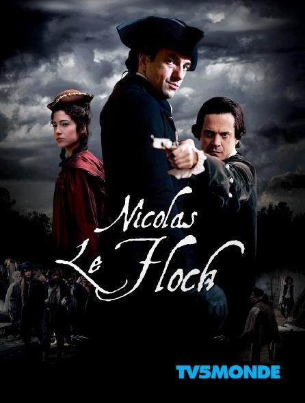 TV5MONDE - Nicolas Le Floch