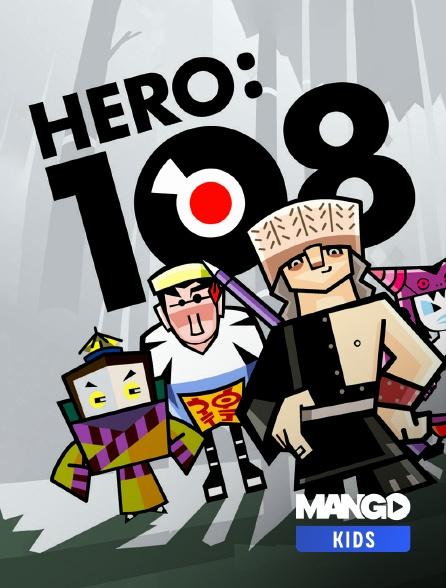 MANGO Kids - Hero 108