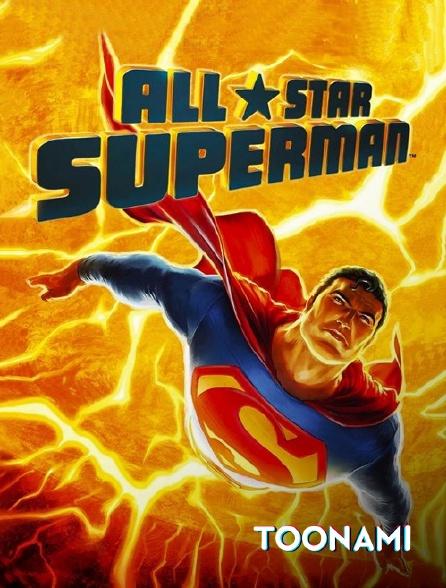 Toonami - All-star superman