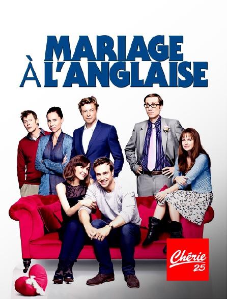 Chérie 25 - Mariage à l'anglaise