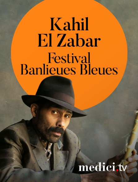 Medici - Kahil El Zabar en concert au Festival Banlieues Bleues