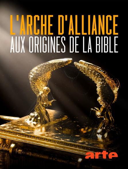 Arte - L'Arche d'alliance, aux origines de la Bible
