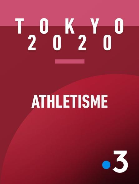 France 3 - Jeux olympiques de Tokyo 2020 - Athlétisme