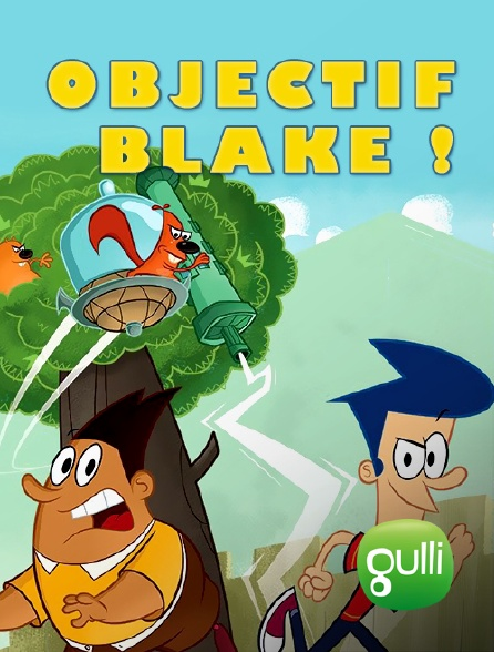 Gulli - Objectif Blake !