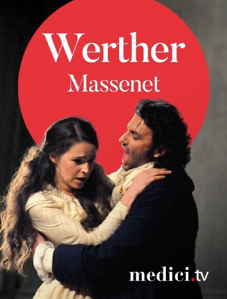 Medici - Massenet, Werther - Michel Plasson, Benoît Jacquot - Jonas Kaufmann, Sophie Koch... - Opéra national de Paris