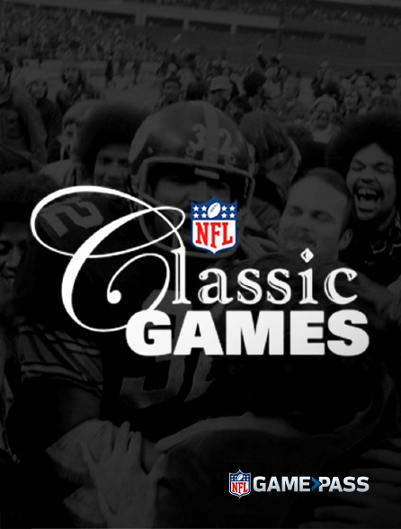 NFL Game Pass - Classic Games