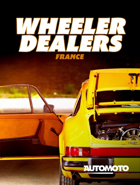 Automoto - Wheeler Dealers France en replay