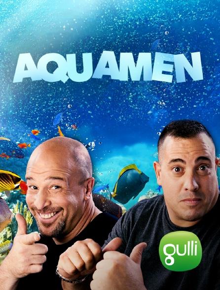 Gulli - Aquamen