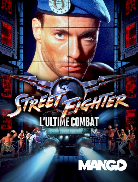 Mango - Street Fighter - l'ultime combat