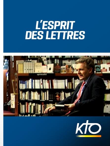 KTO - L'esprit des lettres