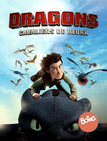 Boing - Dragons : Cavaliers de Beurk