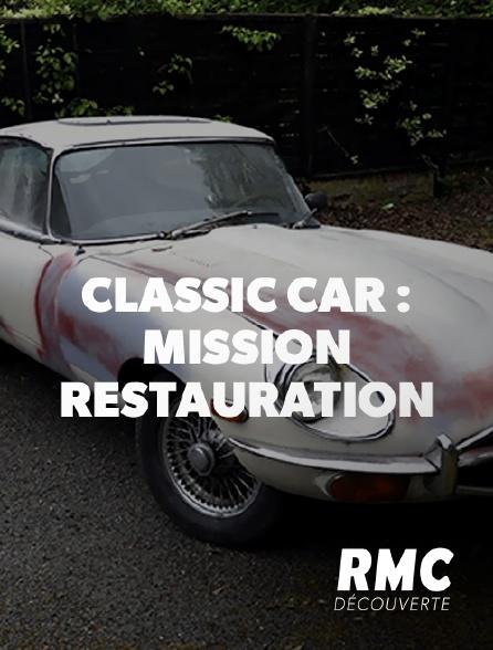RMC Découverte - Classic car rescue