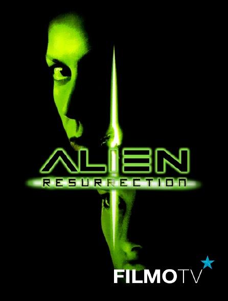 FilmoTV - Alien : Résurrection