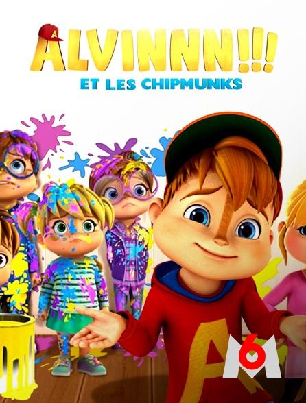 M6 - Alvinnn !!! et les Chipmunks