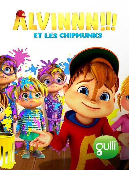 Gulli - Alvinnn !!! et les Chipmunks