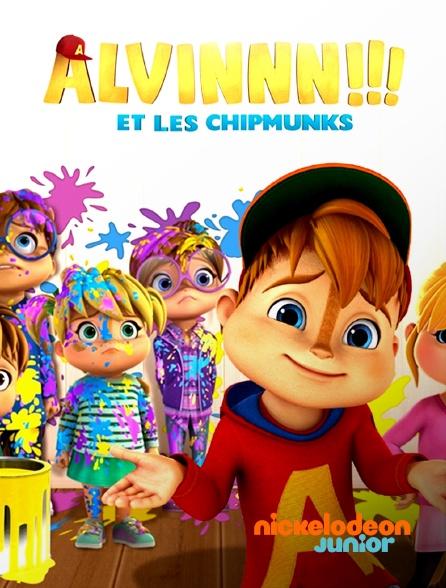 Nickelodeon Junior - Alvinnn !!! et les Chipmunks