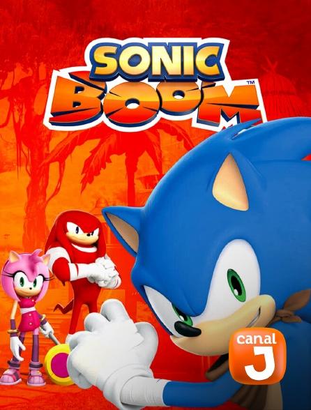 Canal J - Sonic Boom