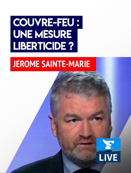 Figaro Live - Couvre-feu : une mesure liberticide ?