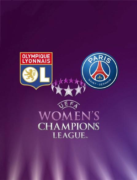 Football - UEFA Champions League : Lyon / Paris-SG