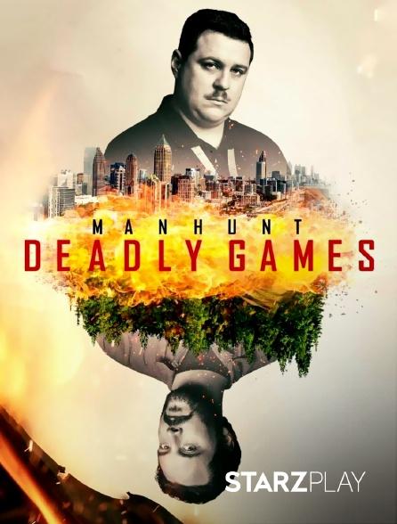StarzPlay - Manhunt : Deadly Games