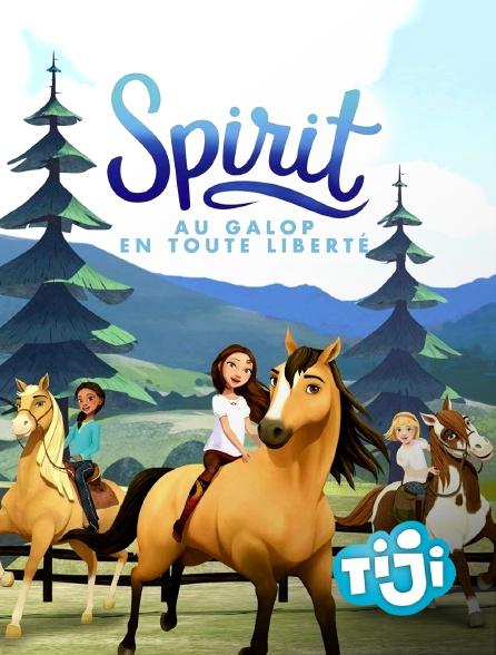 TIJI - Spirit : au galop en toute liberté