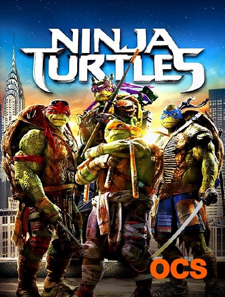 OCS - Ninja Turtles