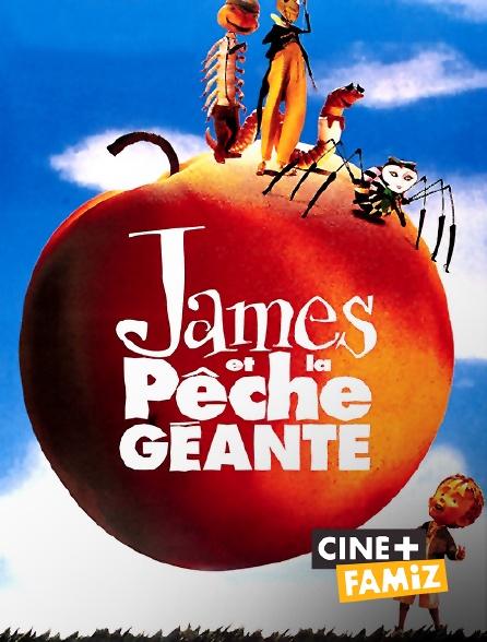 Ciné+ Famiz - James et la pêche géante