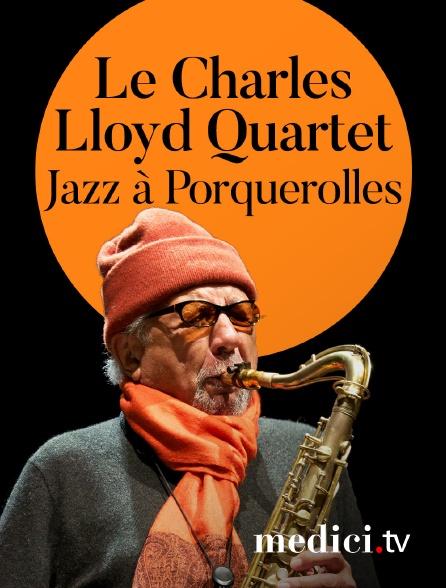 Medici - Le Charles Lloyd Quartet en concert à Jazz à Porquerolles