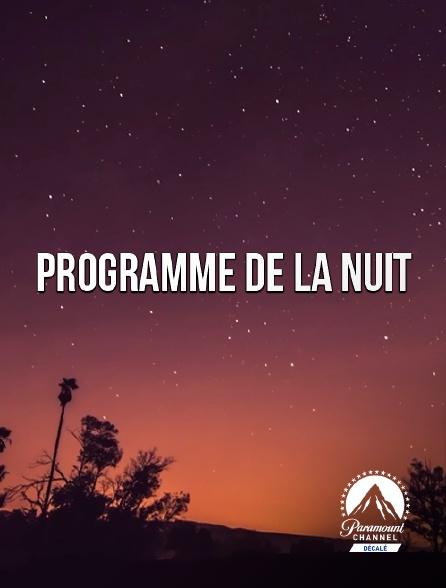 Paramount Channel Décalé - Interruption des programmes