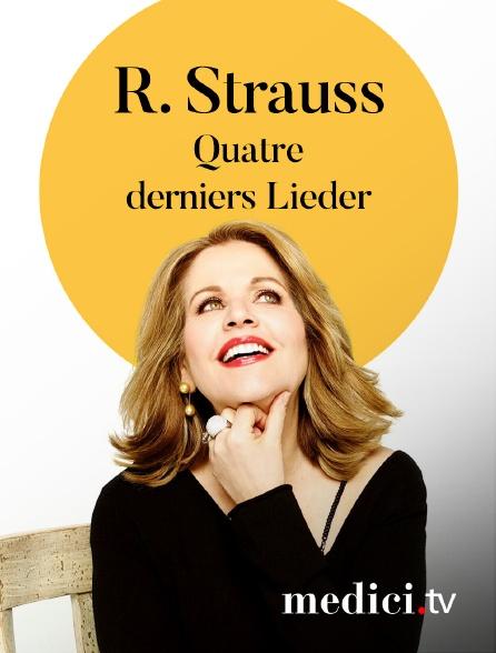 Medici - R. Strauss, Quatre derniers Lieder - Renée Fleming, Claudio Abbado
