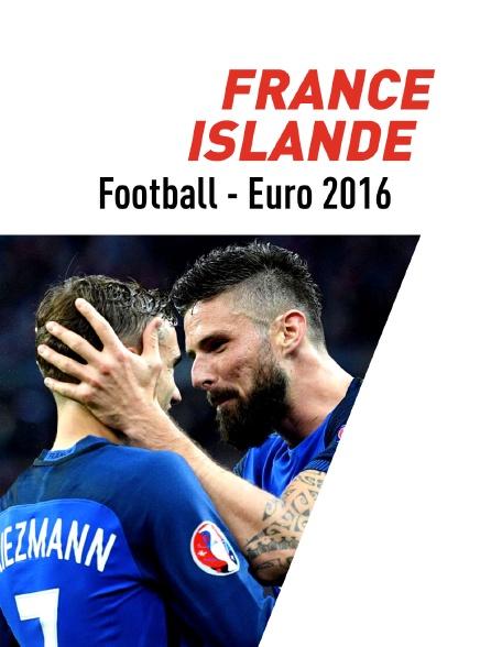 Football : Euro 2016 : 1/4 de finale : France / Islande