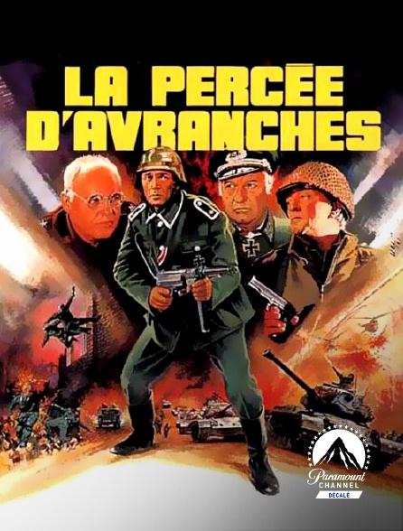 Paramount Channel Décalé - La percée d'Avranches