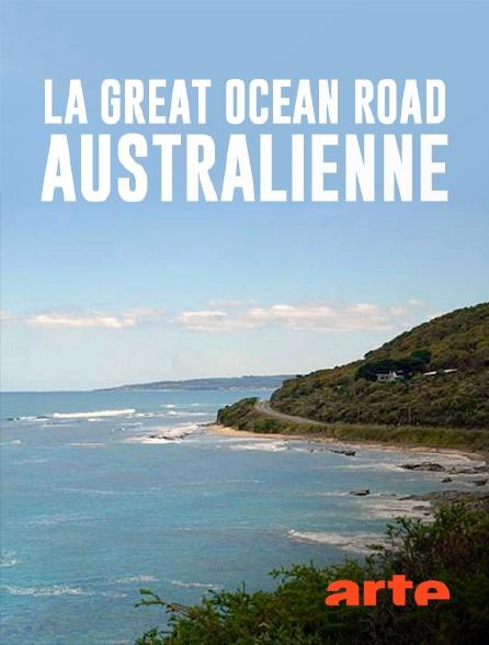 Arte - La Great Ocean Road australienne