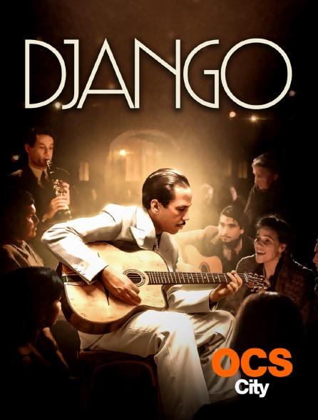 OCS City - Django