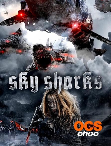 OCS Choc - Sky sharks