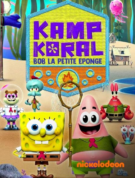 Nickelodeon - Kamp Koral : Bob la petite éponge