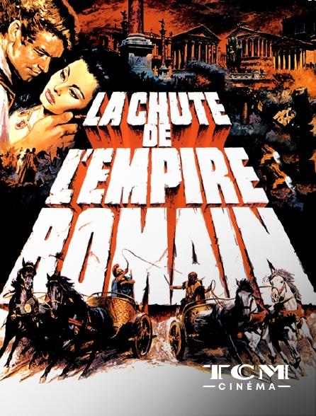 TCM Cinéma - La chute de l'Empire romain