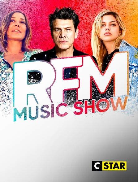 CSTAR - RFM Music Show