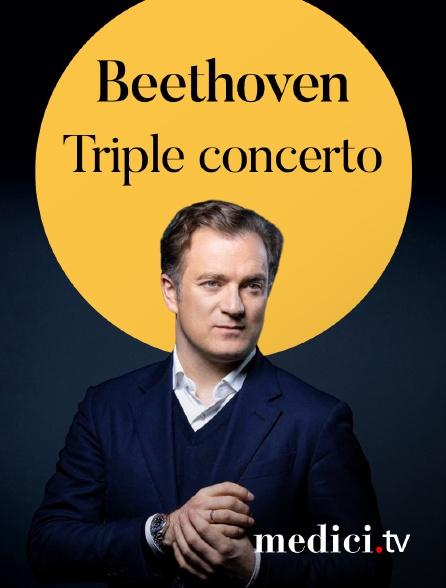 Medici - Beethoven, Triple concerto - Renaud Capuçon, Kian Soltani, Lahav Shani, Vasily Petrenko, Israel Philharmonic Orchestra