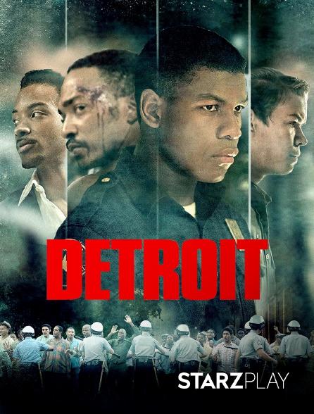 StarzPlay - Detroit