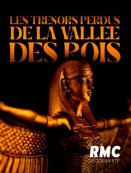 RMC Découverte - Les trésors perdus de la vallée des rois