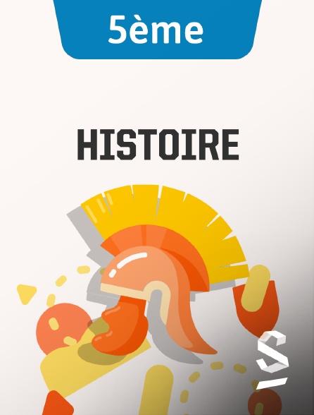 SchoolMouv - Histoire - 5ème