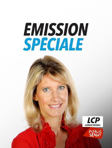 LCP Public Sénat - Emission spéciale
