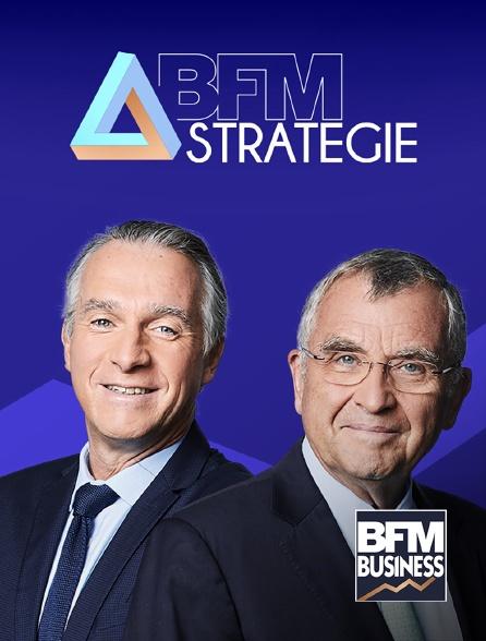 BFM Business - BFM Stratégie