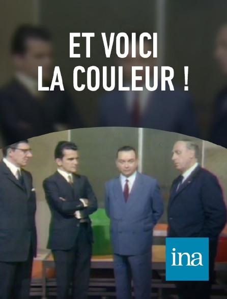 INA - Présentation officielle de la télévision couleur